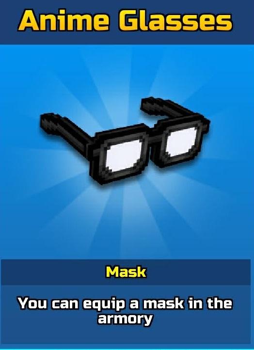 Anime Glasses