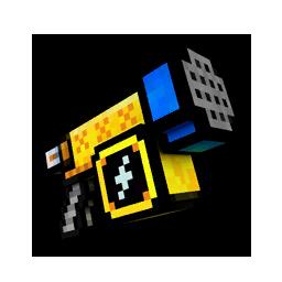 Sparkly Blaster (PG3D)