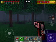 Trees Near Spawn