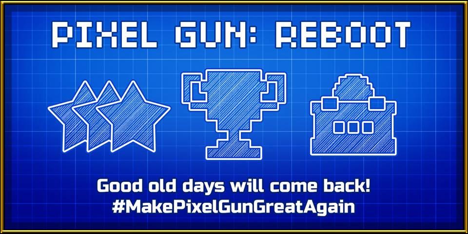 Pixel Gun 3D Revolution