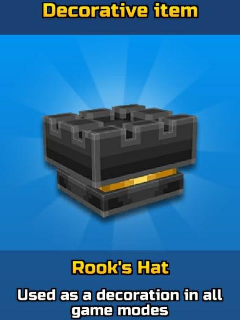 Rook's Hat