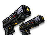 Headhunter Pistols