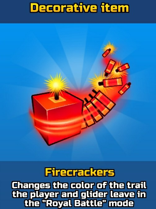 Firecrackers (Trail)