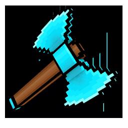 Warrior Axe (PG3D)