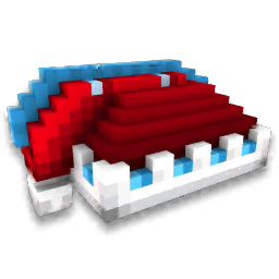 Cyber Santa Hat