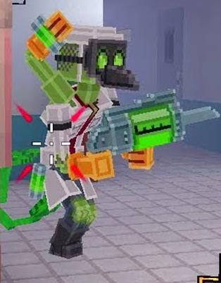 Plague Doctor Zombie