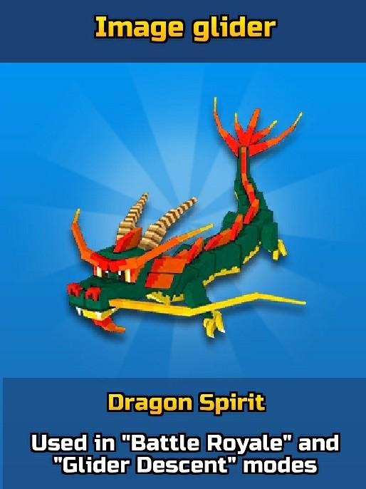 Dragon Spirit (Glider)