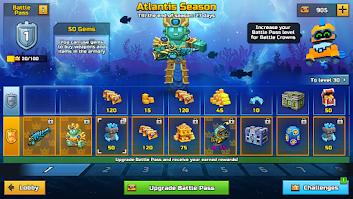 Atlantis Season