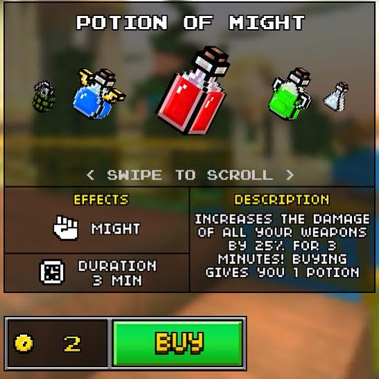Potion of Might
