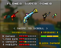 Flower super power