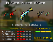 Flower super power