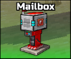 Mailbox (Removed Craft Item)