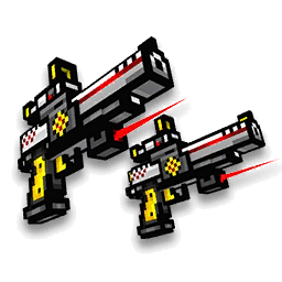 Dual Hawks