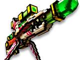 Aerosaur Rifle