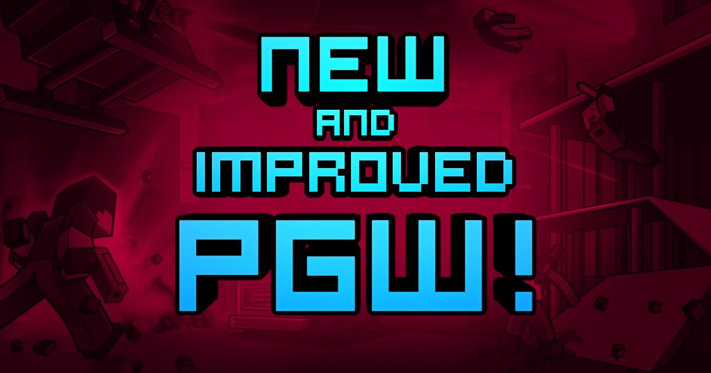 Pixel Gun World Updates