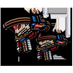 Dual Hunter Crossbows