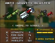 Anti Gravity Blaster