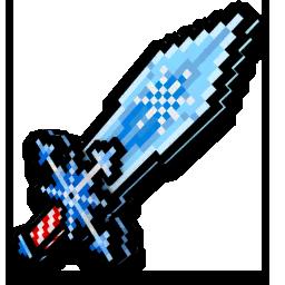 Santa Sword