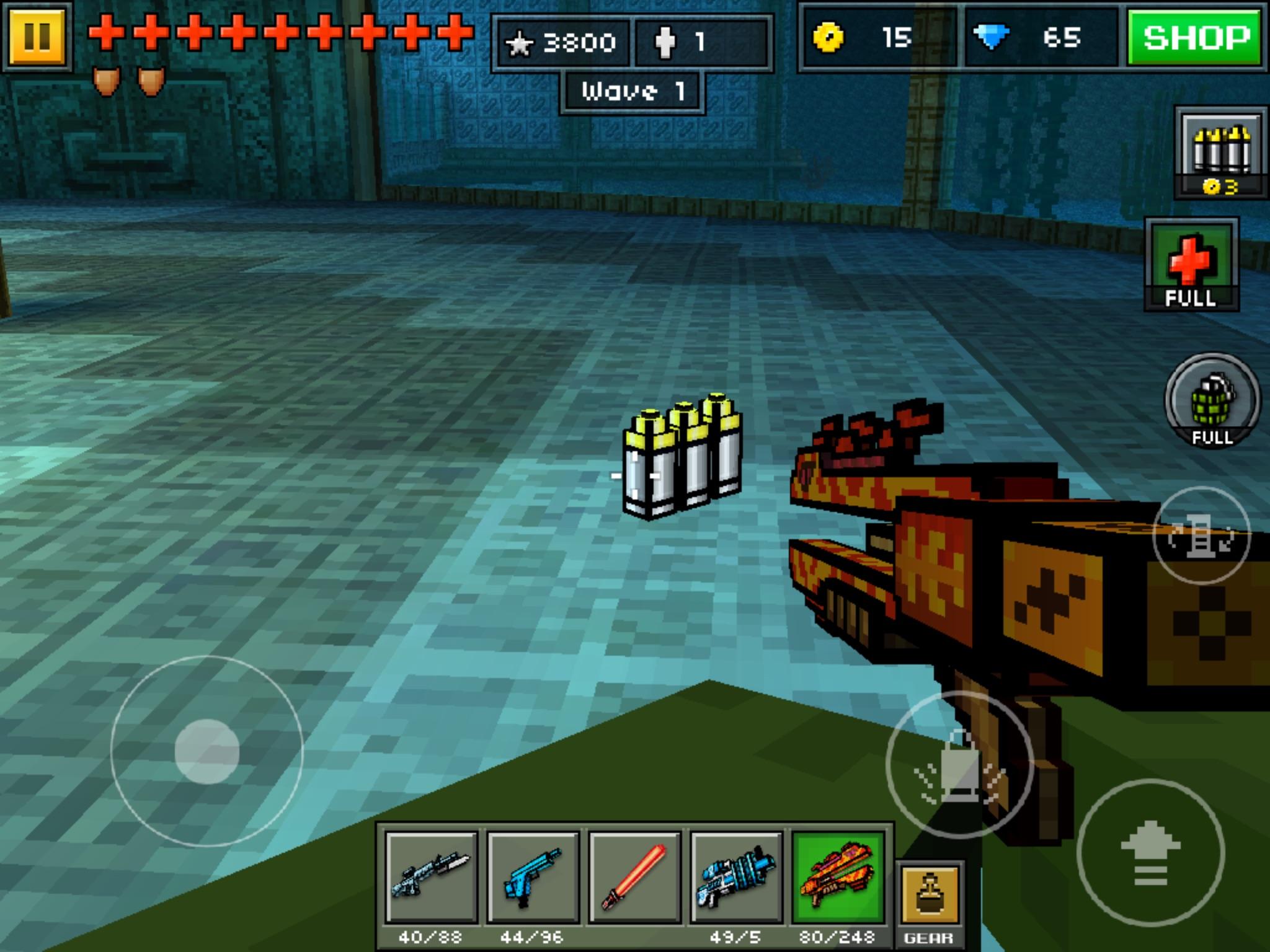 Ammo (PG3D)