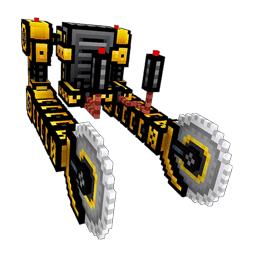 Berserk Exoskeleton