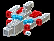 Pew Pew Spaceship 01