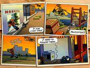 Bridge Story Comic