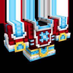 Cyber Santa Armor