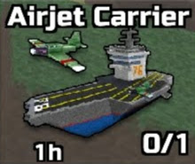 Airjet Carrier