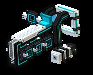 NEON Glider 01
