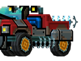 Survivor's Car