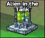 Alien in the Tank