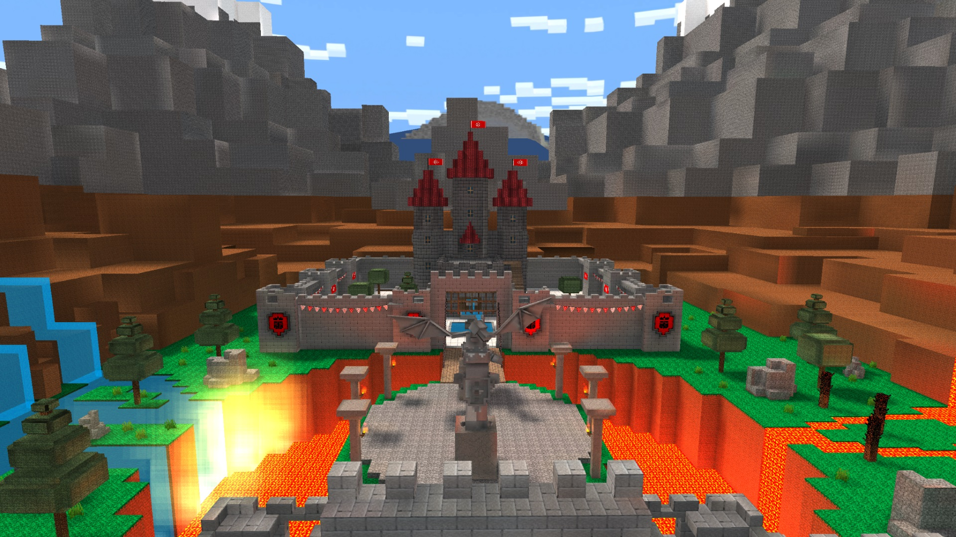 Two Castles (PGW)