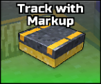 Track with Markup