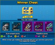 Winner Clan Chest