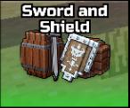 Sword and Shield (Decor)