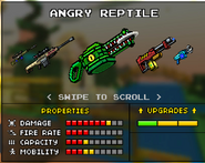 Angry Reptile