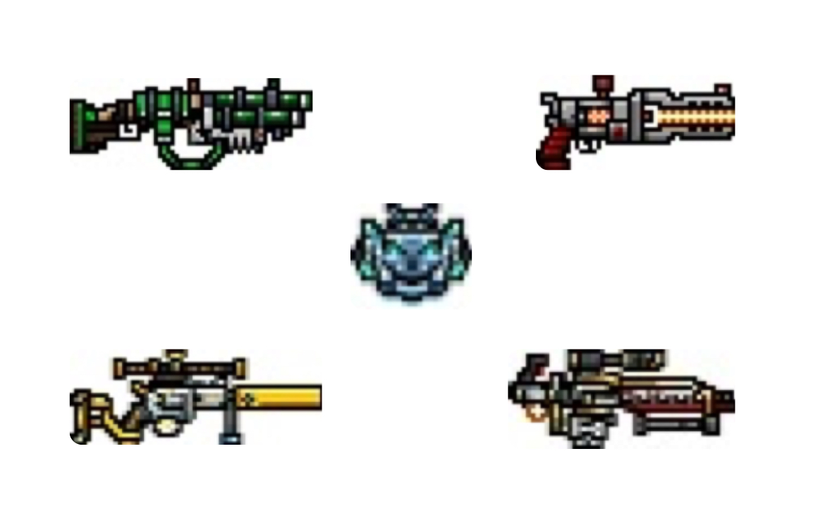 Three Category Spam Loadout