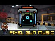 """Object PGA-1013 """"GOO"""" Set - Pixel Gun 3D Soundtrack"""