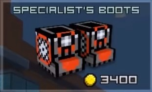 Specialist's Boots