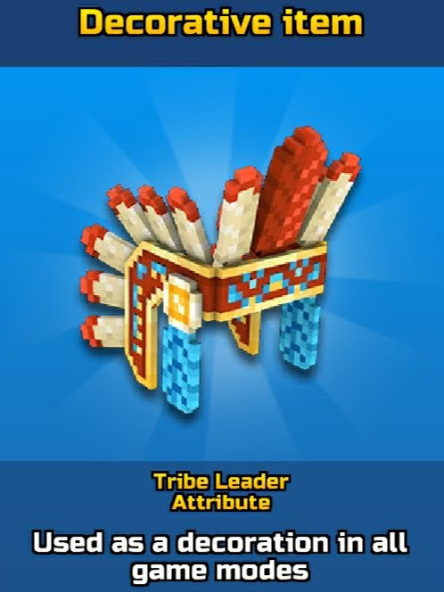 Tribe Leader Attribute