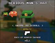 Serious Man's Hat Green .jpeg