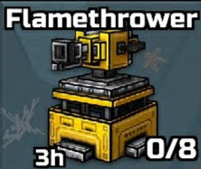 Flamethrower (Fort Object)