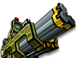 Siege Minigun