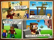 Sky Islands Story Comic
