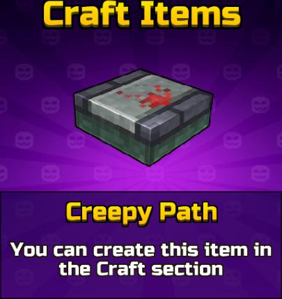 Creepy Path