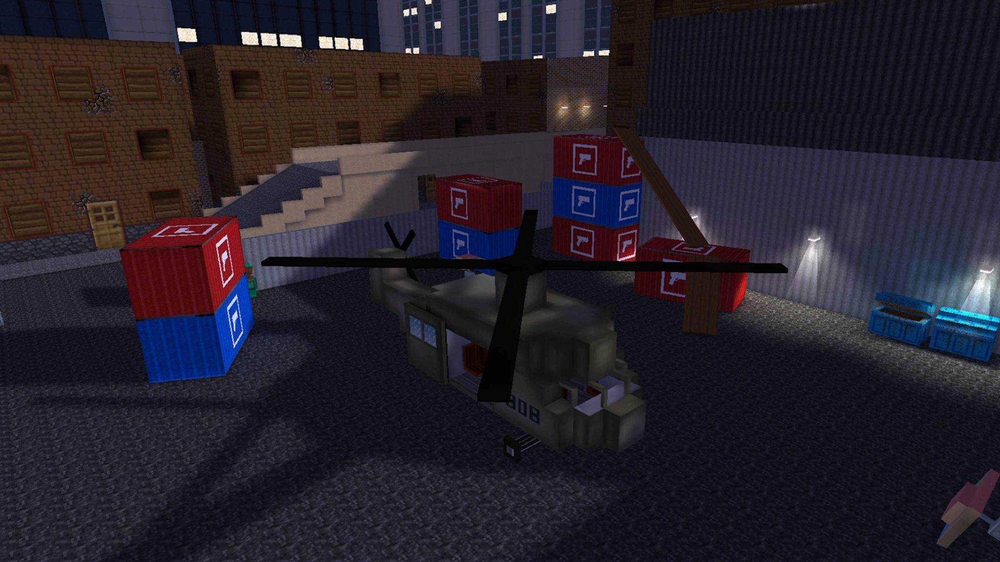 Warehouse Assault