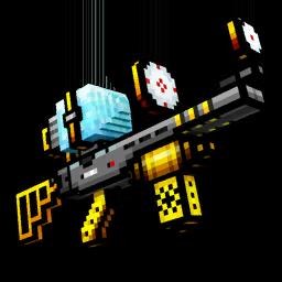 Solar Ray Rifle (PGW)