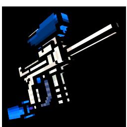 Paintball Rifle (Block Crash)