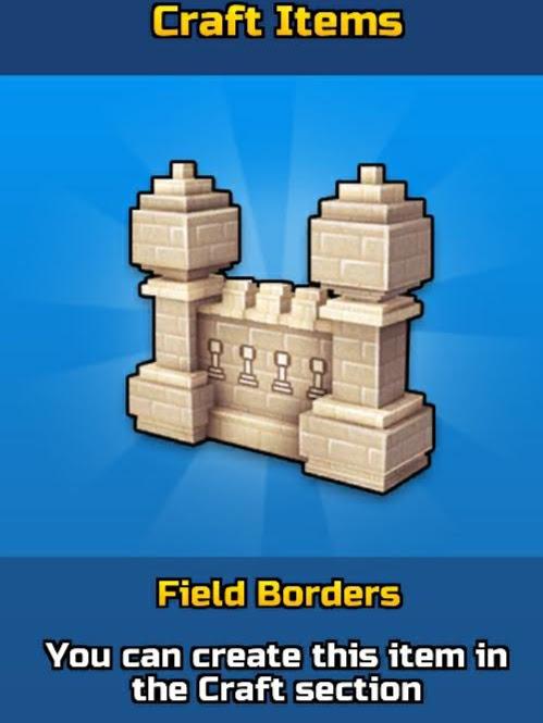 Field Borders