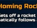 Homing Rocket